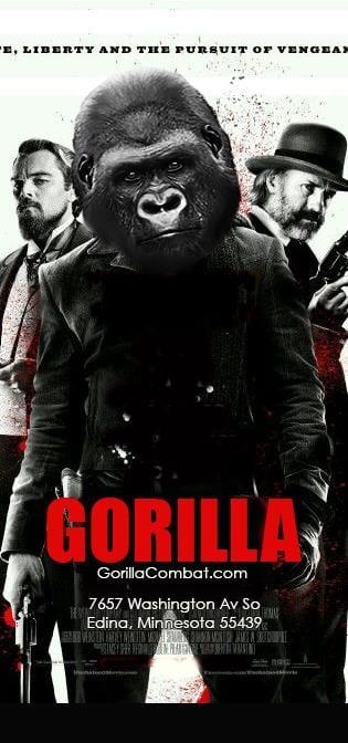 'Gorilla unchained'