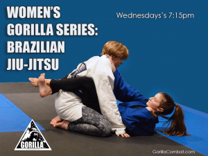 Women's Series: the Ground, S.A.F.P.E. :Bjj