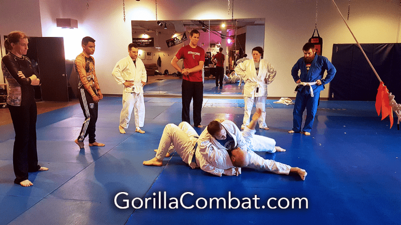 BJJ 3 x weekly  Mon/ Tues/Thurs  7:00pm