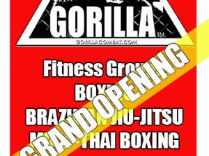 Gorilla Grand Opening